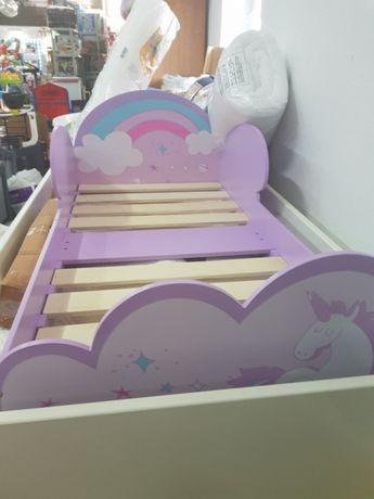 Nowe śliczne łóżko frozen my little pony