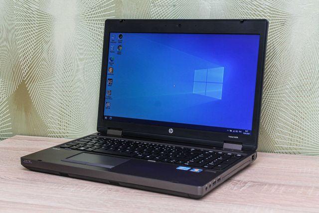 Ноутбук бізнес класу HP ProBook 6560b Core i5-2450M/4Gb/Hdd 500Gb