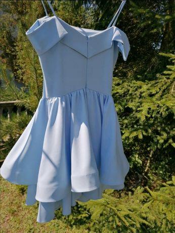 Sukienka sukienkowo Blanche