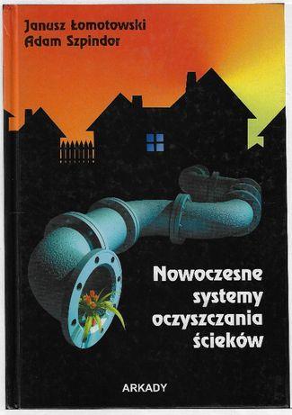 Nowoczesne systemy oczyszczania ścieków Łomotowski
