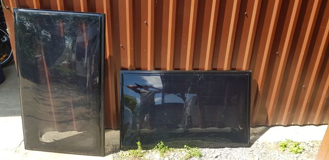 Okno szyba do kampera przyczepy kempingowej 118cm x 70cm