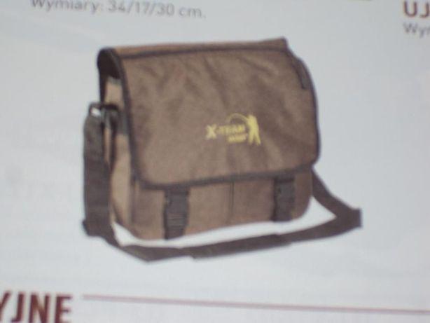 Mała torba na ramię dla spinningisty Jaxon FRO PRU