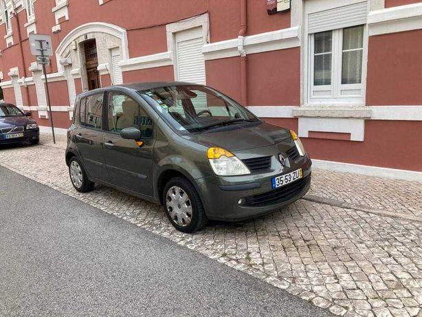 Renault Modus 2005 1.2 – só 144 mil km