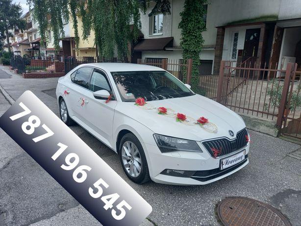 Auto za 250 zl do Ślubu Skoda Superb Najlepsza Cena w regionie