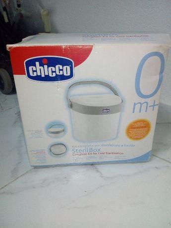 Esterilizadora CHICCO - Frio - Oferta de Liquido Esterilizador