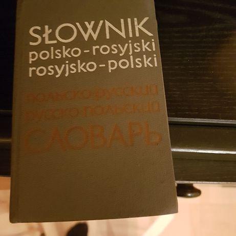 Słownik polsko rosyjski kieszonkowy