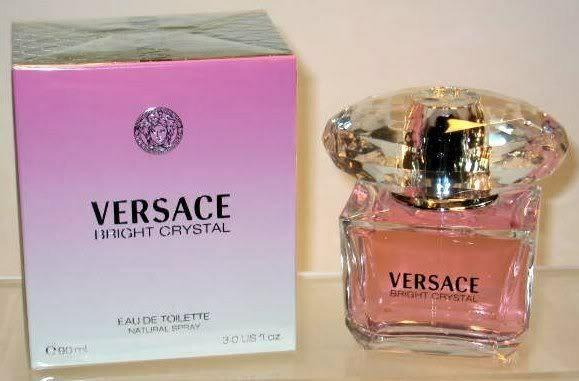 Женский парфюм Versace Bright Crystal