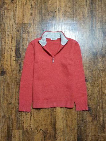Gran Sasso базовый кашемировый свитер (не brunello cucinelli , brioni)