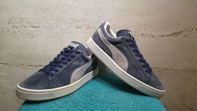 Sneakersy PUMA SUEDE CLASSIC + skóra stan bardzo dobry
