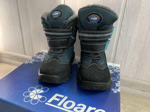 Продам зимние ботиночки Floare 27 p