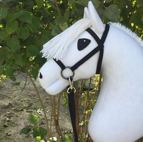 Лошадка на палке хобби хорс