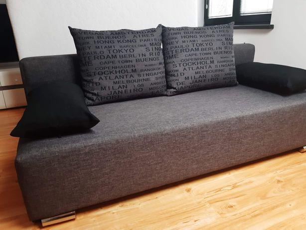 Sofa rozkładana młodzieżowa