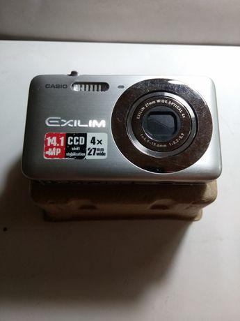 Фотокамера CASIO EXILIM EX-Z800 Silver
