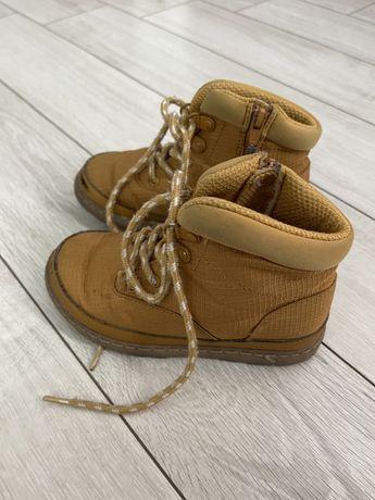Zara ботинки детские хайтопы размер 26