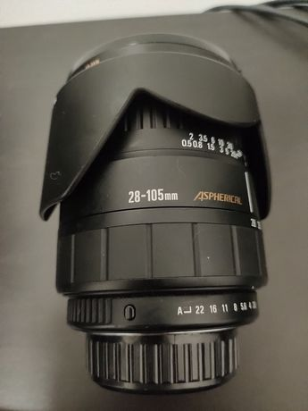 Sigma 28 105mm aspherial Canon