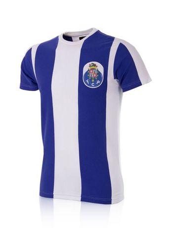 T-shirt Retro Adulto FC Porto