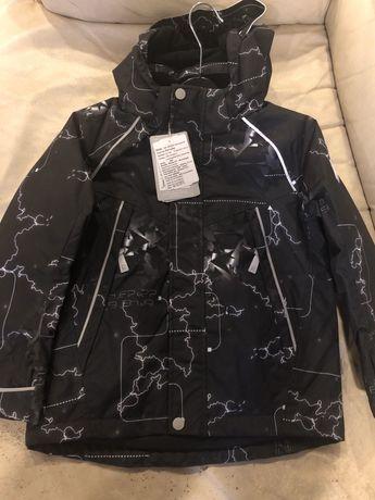 Продам зимнюю куртку Reima Tec р. 110