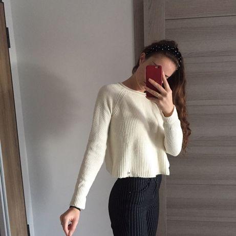 Biały sweterek LIU JO