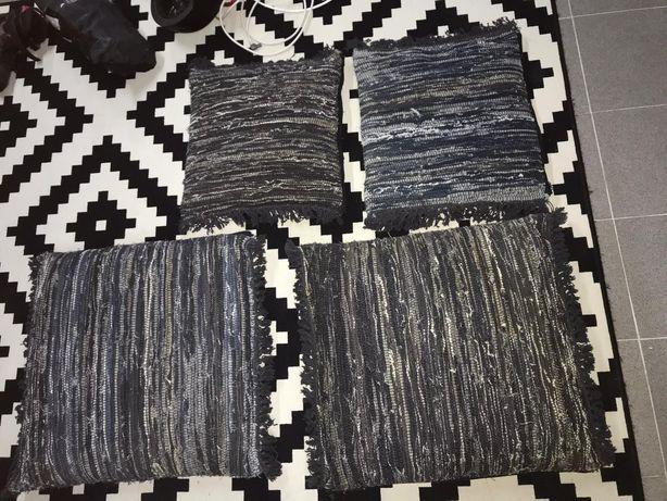 Almofadas e almofadões, Gato preto