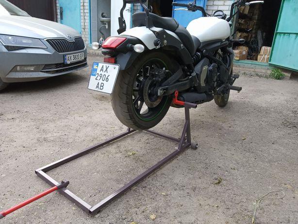 Мото Подкат, подставка под мотоцикл универсальная