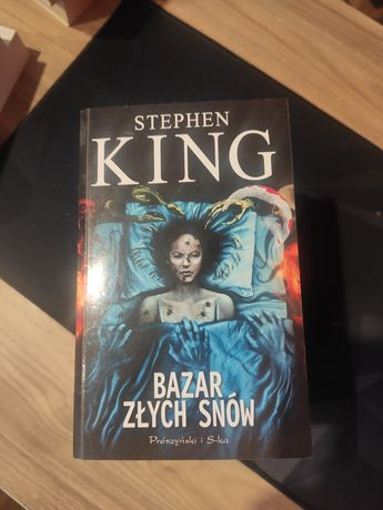 Bazar złych snów - King