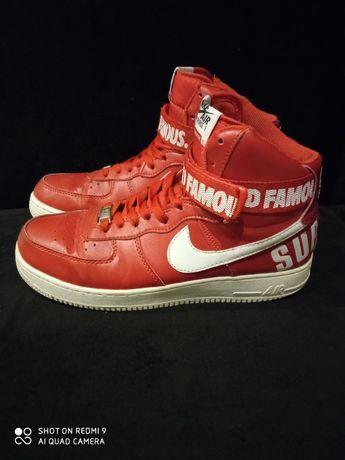 Nike Air Force 1 high Supreme rozm. 41