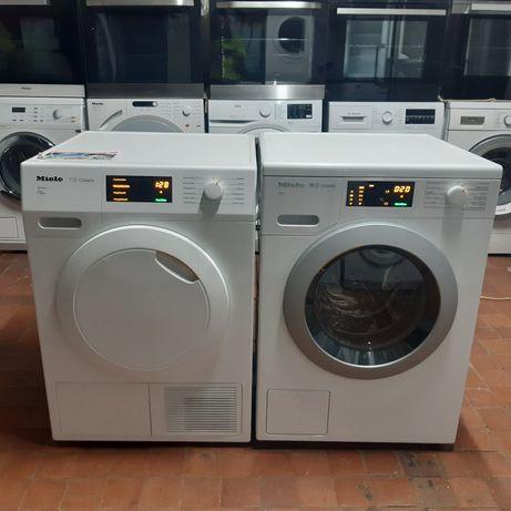 Комплект Miele стиральная + сушильная машина