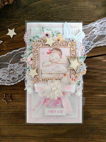 Kartka dla dziecka urodziny, narodziny