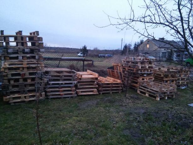 Palety na meble ogrodowe i na opał Drewno Drzewo Tanio Okazja