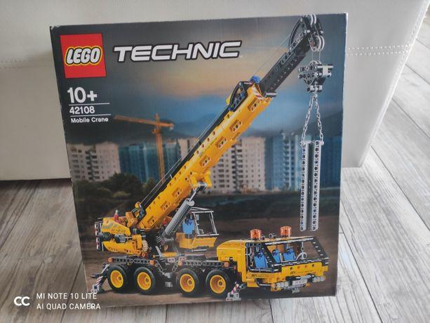 Lego Technic Żuraw samochodowy 42108 - NOWE
