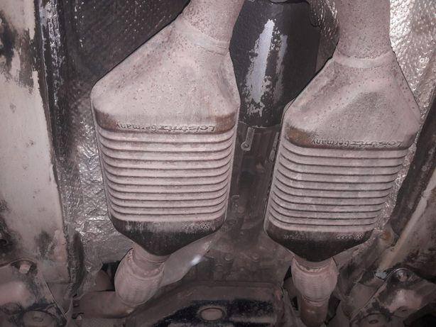 Ремонт глушителей удаление катализатора перепрошивка