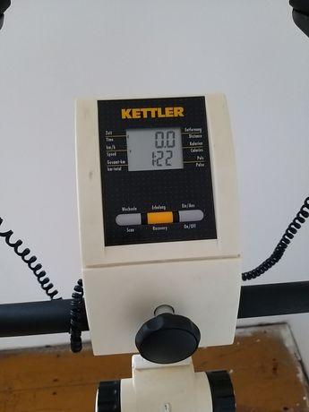 Markowy rower stacjonarny Kettler Challenger  ergometer