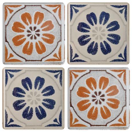 Azulejo português - Flor