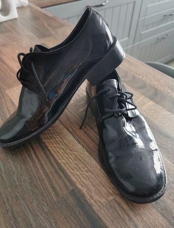 Półbuty, buty na komunię, wesele