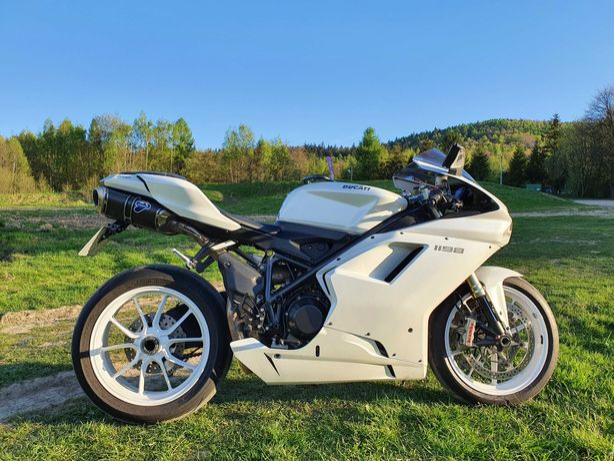 Ducati 1198 / 1098 po serwisie ogłoszenie prywatne