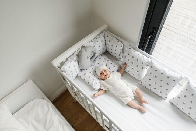 Кроватка с ящиком и маятником Децкая Колиска ліжечко ціна 1999-4999