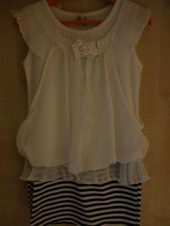 Платье нарядное воздушное.