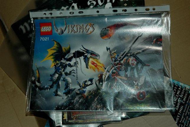 Lego Vikings 7021. 2006 rok.