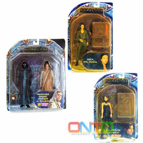 Diamond Select Stargate SG-1 Series 3 NECA McFarlane