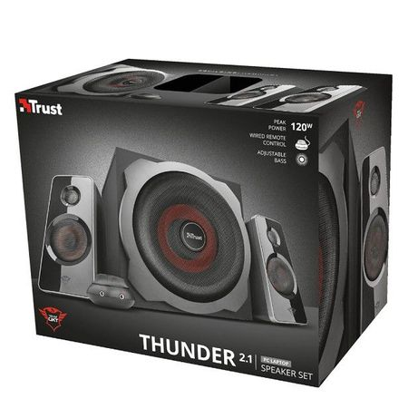 Głośniki Trust GXT 4038 Thunder 2.1 120W