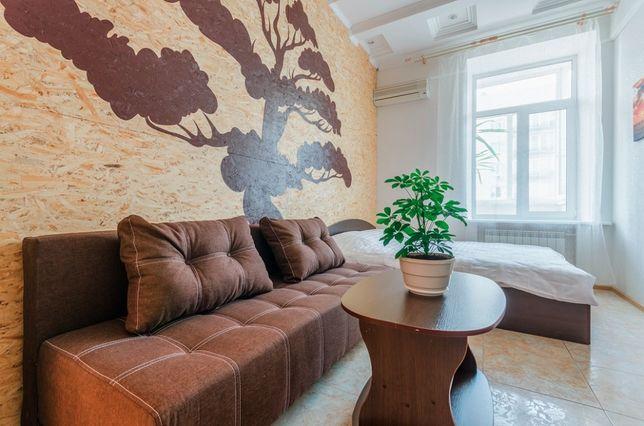 Уютный номер по доступной цене с современным ремонтом Центр