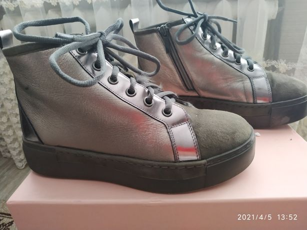 Ботинки женские , зимние ,фирмы preppy, размер 36. Цена снижена.