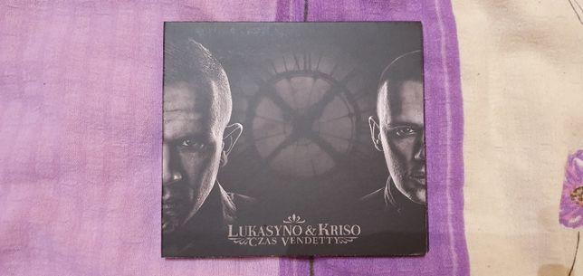 Lukasyno & Kriso - Czas Vendetty [CD]