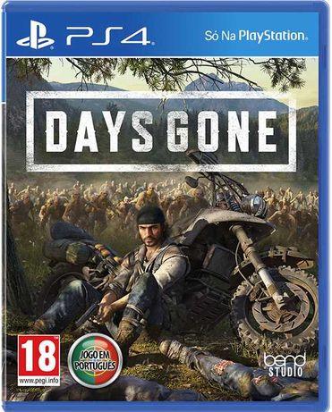 Jogo PS4 Days Gone em Português