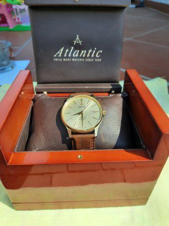 Złoty zegarek próba 585 ATLANTIC