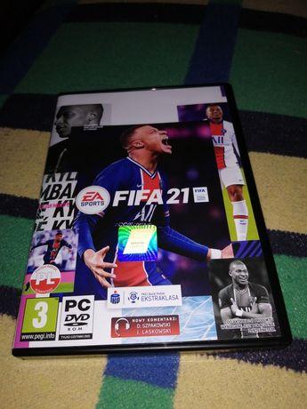 Fifa 21 wersja pc
