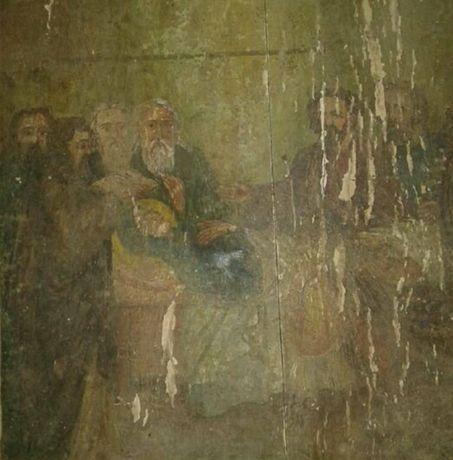Ікона 19 століття деревяна