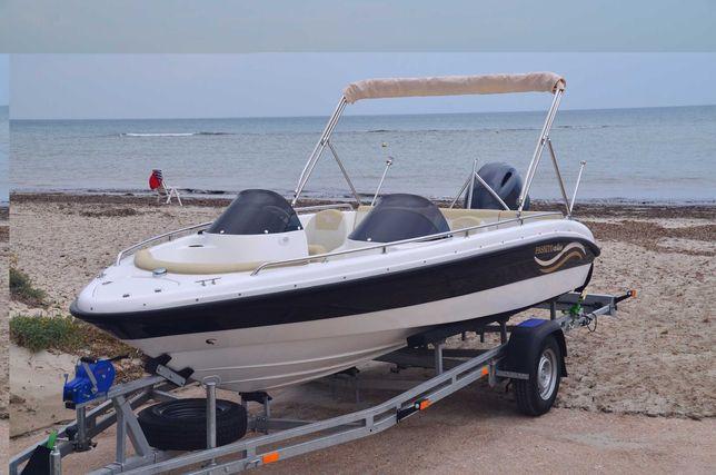 Passito 500 Active łódź motorowa Yamaha 80HP
