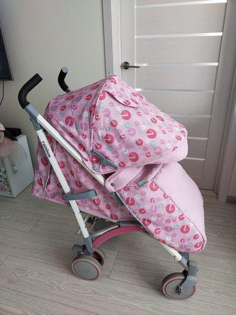 Коляска трость BABYHIT RAINBOW/ прогулочная коляска
