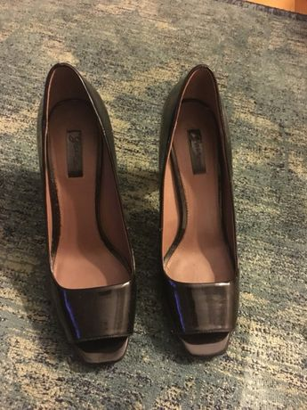 Sapatos peep toe Zara 41